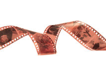 Filmstrip Stockfoto