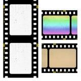 Filmstrip photo stock