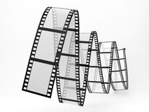 Filmstrip illustrazione di stock