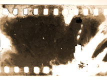 Filmstrip Foto de Stock