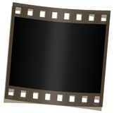 Filmstrip Stock Photo