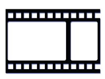 Filmstrip Stock Image