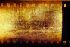 Filmstrip Stock Foto's