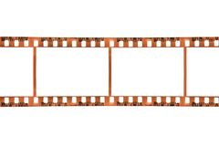 Filmstrip Photographie stock