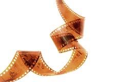 крен filmstrip Стоковое Изображение