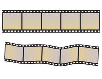 filmstrip Obrazy Stock