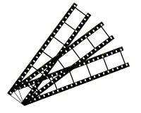 filmstrip vektor illustrationer