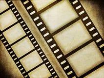 Filmstrip. Grunge, old style filmstrip illustration Stock Photo