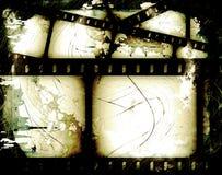 Filmstrip abstracto Fotos de archivo libres de regalías