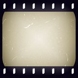 Filmstrip background Stock Images