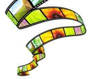 filmstrip 3d Foto de Stock