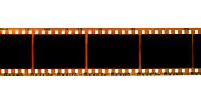 filmstrip de 35m m Foto de archivo libre de regalías