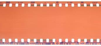 filmstrip de 35mm Imagem de Stock