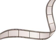 Filmstrip frame. Horisontal and vertical Stock Image