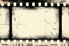 Filmstrip Grunge Стоковые Изображения