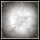 Filmstrip. Medium format filmstrip with grain textured and grunge border royalty free stock images