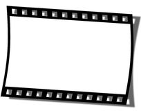 filmstrip rama Obrazy Royalty Free