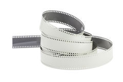 Filmstrip roll Stock Photo