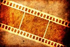 Filmstrip usé illustration libre de droits