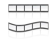 Filmstripes Royalty Free Stock Photography
