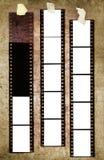 Filmstrippen Royalty-vrije Stock Foto