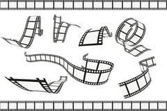Filmstrippen Stock Fotografie