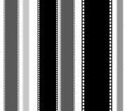 Filmstrips для фотографии, мультимедиа или родственных тем Стоковое Фото