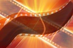 Filmstrips Fotografie Stock