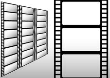 Filmstrips Stock Photography