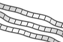 Filmstrips Royalty Free Stock Photo