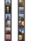 Filmstrips di Tallin Immagini Stock Libere da Diritti