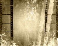 filmstripsgrunge Arkivfoton