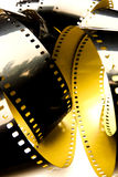 Filmstrook Royalty-vrije Stock Afbeeldingen