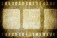 filmtappning Royaltyfria Bilder