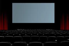 Filmtheater Lizenzfreie Stockfotografie