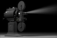 filmu przemysłowy projektor royalty ilustracja