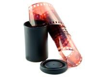 Filmverpackung Lizenzfreies Stockbild