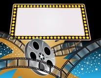 filmy royalty ilustracja
