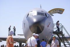 101 Filo Boeing KC-135R Stratotanker Photos stock