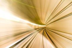 filo di ordito ad alta velocità Fotografia Stock