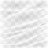 Filo di ordito di plastica trasparente illustrazione di stock