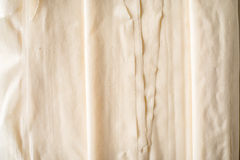 Filo dough sheets background horizontal Royalty Free Stock Image