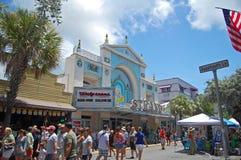 Filo Key West Immagine Stock