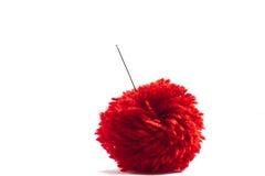 Filo rosso Immagini Stock