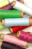 Fils colorés Image stock