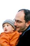 fils de père image libre de droits