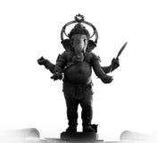 Fils de Shiva Photographie stock
