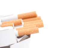 Filter cigarettes Stock Photo
