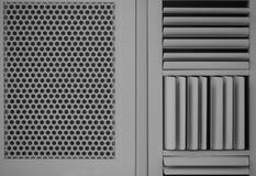 Filter för luftflöde Arkivfoton