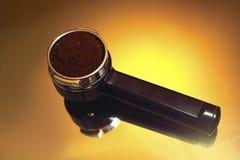 filter holder Stock Photo